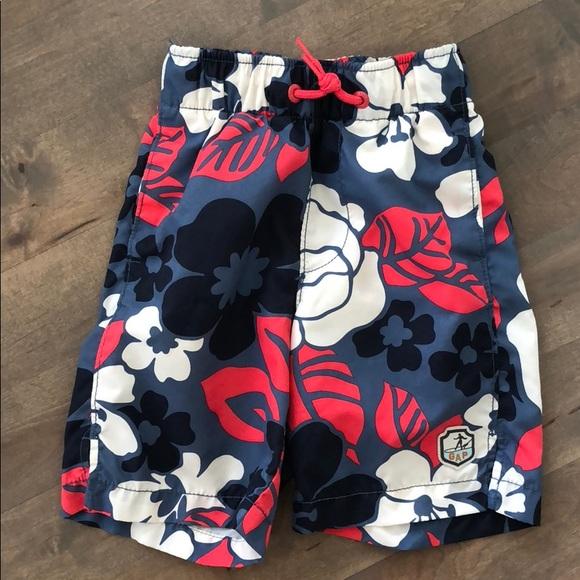 455b0daddd GAP Other - Gap Boys XS 4-5 Boardshorts Swim Suit